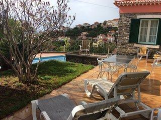 Grande villa a la campagne avec piscine