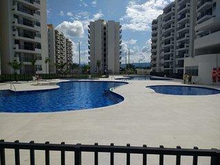 Reserva de Penalisa Club House Santorini, cuenta con 4 piscinas (2 adultos 2 nin