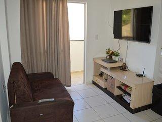 espacoso apartamento com wifi  em Sao Jose