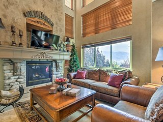 Eden Townhome w//Mtn View + Shuttle to Powder Mtn!