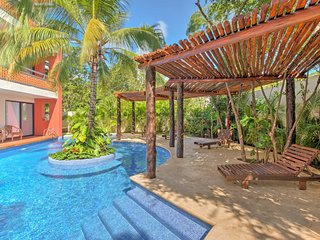 NEW! Modern Resort Style Tulum Condo w/ Pool!