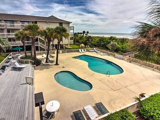 NEW! Hilton Head Island Condo w/ Ocean Views!