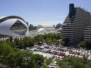 Beautiful Flat in City of Arts and Sciences Valencia
