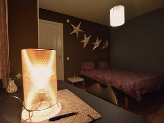 Nordic Borealis. Star room. Dubble bed private room with luxary breakfast buffet