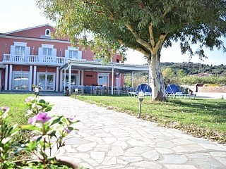 B&B Christina beachfront rooms & taverna, in Petriti Corfu Room 5