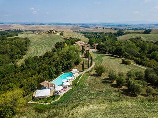 Villa Volterrana 18 - Wonderful villa with private pool near Volterra