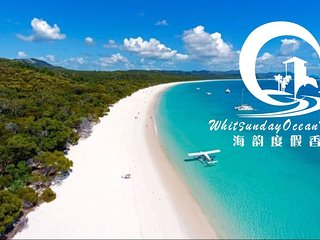 Whitsunday Ocean Melody -  High Floor Deluxe Double Room with Balcony and Sea Vi