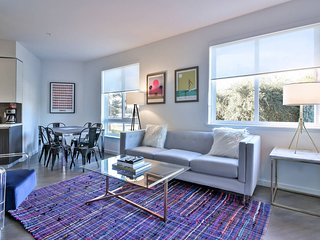 Clean + Modern 2BR Flat in Silicon Valley!