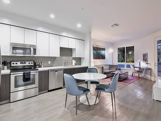 Stunning Contemporary 1BR/1BA for Business or Fun!
