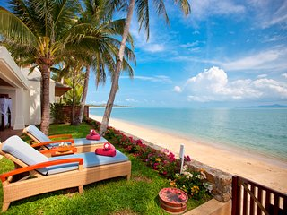 SUBLIME BEACHFRONT PARADISE