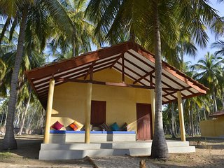 New Beautiful Bungalow facing Sea at Kalpitiya Lagoon