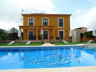 Villa Vilches - 4 double bedrooms