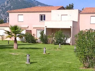 Villa 3 étoile/2 Chambres/residence fermée/piscine