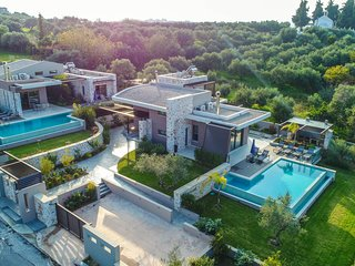 Energy 8BR Luxury Villa, Daratso Chania