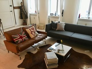 Stylish Copenhagen apartment near Royal Theater