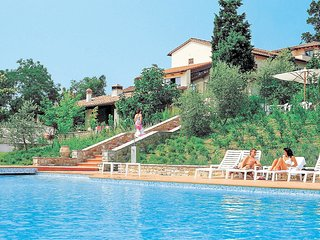 2 bedroom Apartment in Il Pino, Tuscany, Italy : ref 5551166