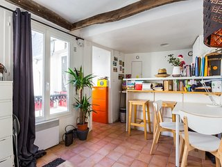New! Beautiful flat in the heart of Paris!