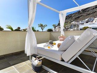 Luxury Penthouse with terrace Mogan VII