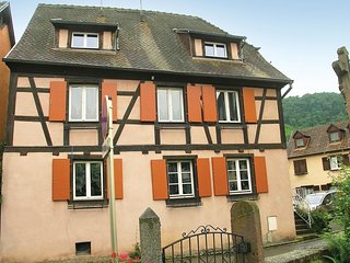 2 bedroom Apartment in Soultzbach-les-Bains, Grand-Est, France : ref 5539144