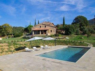 3 bedroom Villa in Villa Basilica, Tuscany, Italy : ref 5696856