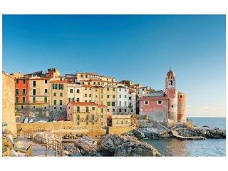 2 bedroom Apartment in Tellaro, Liguria, Italy : ref 5566637