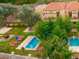 6 bedroom Villa in Vlycháda, Crete, Greece : ref 5686832