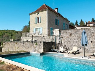 4 bedroom Villa in Saint-Cirq-Lapopie, Occitania, France : ref 5687675
