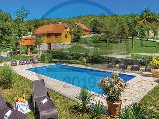 2 bedroom Villa in Radovići, Ličko-Senjska Županija, Croatia : ref 5686543