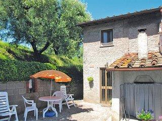 1 bedroom Villa in Monti di Chiatri, Tuscany, Italy : ref 5447583