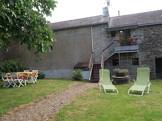 1 bedroom Villa in Locoal-Mendon, Brittany, France : ref 5441372