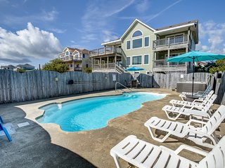 Legacy | 980 ft from the beach | Dog Friendly, Private Pool, Hot Tub
