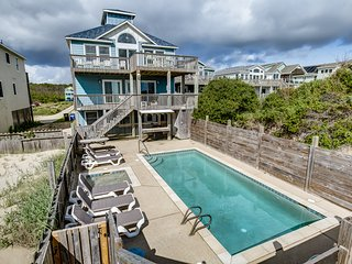 Bikinis and Martinis | Oceanfront | Private Pool, Hot Tub