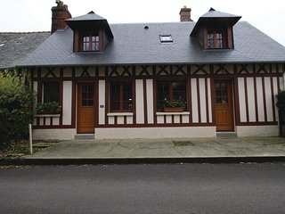 2 bedroom Villa in Le Bourg-Dun, Normandy, France : ref 5579511