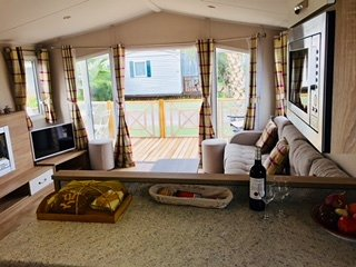 Beautiful 6 berth mobile home in the south of France