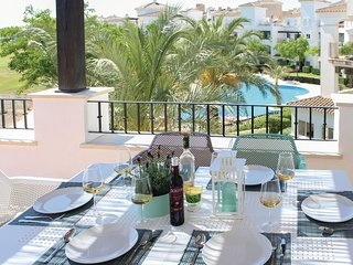 2 bedroom Apartment in Los Tomases, Murcia, Spain : ref 5547733