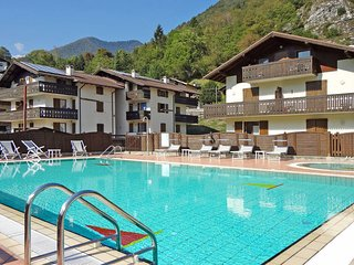 2 bedroom Apartment in Molina di Ledro, Trentino-Alto Adige, Italy : ref 5440735