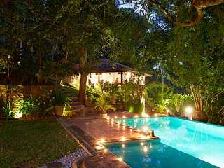Satori Villa - A Beautiful 7 bedroom Colonial Villa in Galle, Sri Lanka