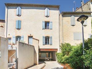 1 bedroom Apartment in Uzes, Occitania, France : ref 5675969