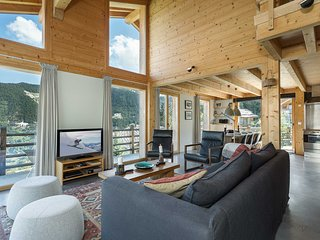 Chalet Inchalat - 4 bedroom chalet - 15% skipass discount