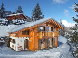 Chalet Haute Vue - near the piste - 15% skipass discount