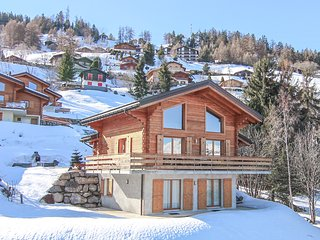Chalet Champagne for 9 people with 15% skipass discount and Sauna
