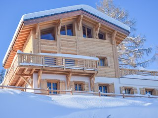 Chalet Grand Roi - Gorgeous chalet with 5 bedrooms & sauna & stunning views