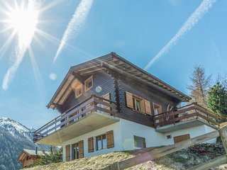 Chalet l'Ange - two bedroom chalet with sauna - sleeps up to 7 people