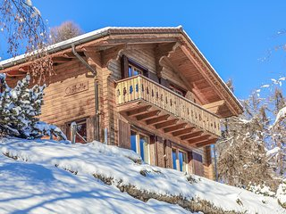 Chalet Clochette for up to 8 people with 15% skipass discount