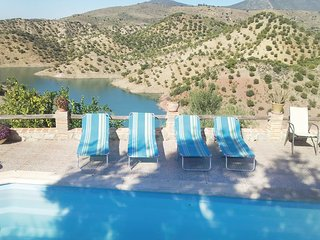 2 bedroom Villa in Zahara de la Sierra, Andalusia, Spain : ref 5548026