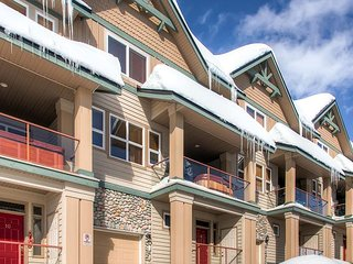 Treetops 9 3 bedroom Townhouse In Big White