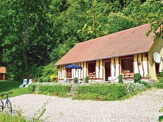 2 bedroom Villa in Auzouville-sur-Saane, Normandy, France : ref 5547180