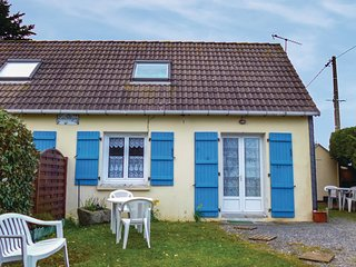 1 bedroom Villa in Anneville-sur-Mer, Normandy, France : ref 5565678
