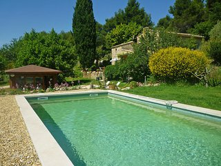 1 bedroom Apartment in Vaugines, Provence-Alpes-Cote d'Azur, France : ref 555719