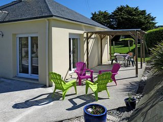 3 bedroom Villa in Porspoder, Brittany, France : ref 5438349